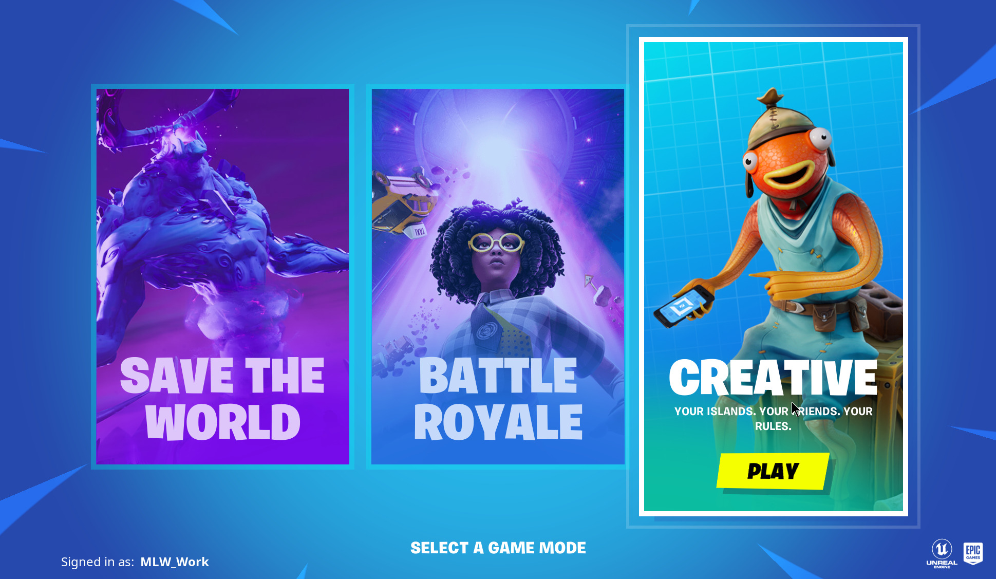 How To Customize Your Avatar In Fortnite Playing Games In Fortnite Creative Fortnite